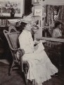 Alice Muriel Williamson, by Frederic G. Hodsoll - NPG Ax29609