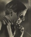 Gilbert Spencer, by Howard Coster - NPG Ax3447