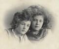 Leopold Hamilton Myers; Renée Tennant, by Eveleen Myers (née Tennant) - NPG Ax36324