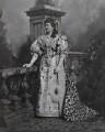 Princess Louise, Duchess of Connaught (née Princess of Prussia) as Anne of Austria, by Lafayette (Lafayette Ltd) - NPG Ax36417