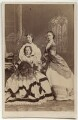 Louise, Queen of Denmark; Maria Feodorovna, Empress of Russia (Princess Dagmar); Queen Alexandra, by Southwell Brothers - NPG Ax38294