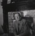 Sir Sacheverell Sitwell, 6th Bt, by Francis Goodman - NPG Ax39597