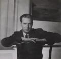 Terence Rattigan, by Francis Goodman - NPG Ax39612