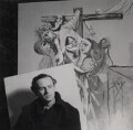 Graham Sutherland, by Francis Goodman - NPG Ax39630