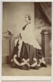Elizabeth Georgiana (née Sutherland-Leveson-Gower), Duchess of Argyll, by Thomas Rodger - NPG Ax39791