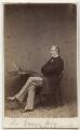 Sir George Grey, 2nd Bt, by W. & D. Downey - NPG Ax39794