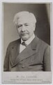 Ferdinand Marie de Lesseps, Vicomte de Lesseps, by London Stereoscopic & Photographic Company - NPG Ax39938