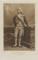 Hon. (William) Reginald Fitzwilliam as Nelson, by Lafayette, photogravure by  Walker & Boutall - NPG Ax41037