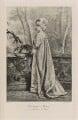 Maud Frederica Elizabeth (née Dundas), Countess Fitzwilliam when Viscountess Milton as Madame Le Brun, by Lafayette (Lafayette Ltd), photogravure by  Walker & Boutall - NPG Ax41071