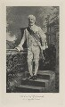 Charles Alfred Worsley Pelham, 4th Earl of Yarborough as a Russian Courtier, by Lafayette, photogravure by  Walker & Boutall - NPG Ax41125