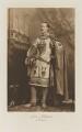 Francis Denzil Edward Baring, 5th Baron Ashburton as Geraint, by Lafayette (Lafayette Ltd), photogravure by  Walker & Boutall - NPG Ax41136