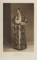 Wilbraham Egerton, 1st Earl Egerton of Tatton as the Doge Morosini, by John Thomson, photogravure by  Walker & Boutall - NPG Ax41145