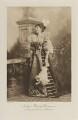 Ethel Adeline (née Pottinger), Lady Knaresborough as Elizabeth, Queen of Bohemia, by Lafayette (Lafayette Ltd), photogravure by  Walker & Boutall - NPG Ax41156