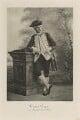 Richard George Penn Curzon, 4th Earl Howe when Viscount Curzon as Admiral Earl Howe, by Lafayette (Lafayette Ltd), photogravure by  Walker & Boutall - NPG Ax41171