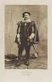 Sir Ernest Joseph Cassel as Velasquez, by Lafayette (Lafayette Ltd), photogravure by  Walker & Boutall - NPG Ax41199