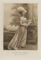 Dame Edith Sophy Lyttelton (née Balfour) after a picture by Romney, by Lafayette, photogravure by  Walker & Boutall - NPG Ax41204