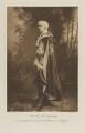 Herbert Marmaduke Joseph Stourton as a member of the Court of Catherine II of Russia, by Henry Bullingham, photogravure by  Walker & Boutall - NPG Ax41206