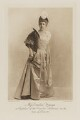 Emilia Yznaga as Cydalise of the Comedie Italienne from the time of Louis XV, by Charles Reutlinger, photogravure by  Walker & Boutall - NPG Ax41210