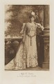 Miss B. Forbes as Donna Lucrezia Arcalla, by Lafayette (Lafayette Ltd), photogravure by  Walker & Boutall - NPG Ax41234