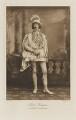 Lloyd Tyrell-Kenyon, 4th Baron Kenyon as Guido Cavalcanti, by Walery, photogravure by  Walker & Boutall - NPG Ax41263