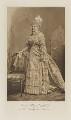 Emily Theresa (née Villiers), Lady Ampthill as the Princess de Lamballe, by Lafayette (Lafayette Ltd), photogravure by  Walker & Boutall - NPG Ax41278