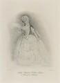 Blanche (née Maynard), Lady Gordon-Lennox as Princess de Lamballe, by Otto (Otto Wegener), photogravure by  Walker & Boutall - NPG Ax41280