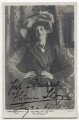Florence Lloyd as Liza Shoddam in 'The Earl and the Girl', by Frank William Burford, published by  Rotary Photographic Co Ltd - NPG Ax45855
