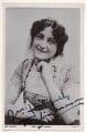 Delia Mason, by Bassano Ltd, published by  Davidson Brothers - NPG Ax45885