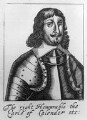 James Livingstone, 1st Earl of Callander, by R.S., after  Unknown artist - NPG D9506