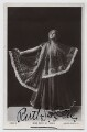 Ruth St Denis, published by Rotary Photographic Co Ltd - NPG Ax45927