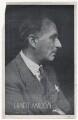 Ernest Milton, by Lenare - NPG Ax45929