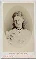 Marie Alexandrovna, Duchess of Edinburgh, published by London Stereoscopic & Photographic Company - NPG Ax46161