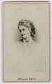 Adelina Patti, probably after Charles Bergamasco - NPG Ax46237