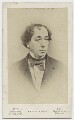 Benjamin Disraeli, Earl of Beaconsfield, printed by Henry Lenthall, after  William Edward Kilburn - NPG Ax46252