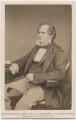 Edward Stanley, 14th Earl of Derby, by William Walker & Sons - NPG Ax46254