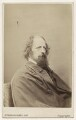 Alfred, Lord Tennyson, by London Stereoscopic & Photographic Company - NPG Ax46262