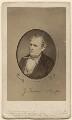 James Fenimore Cooper, by Mathew B. Brady - NPG Ax46286