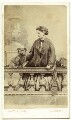 Clementina Mostyn (née Jerningham), by Adolphe Naudin - NPG Ax46453