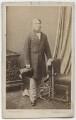 William James Garnett, by Lock & Whitfield - NPG Ax46805