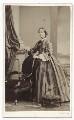 Emily Charlotte Fitzherbert (née Stafford-Jerningham), by William Henry Southwell - NPG Ax46812