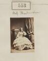 Louisa Finch, by Camille Silvy - NPG Ax50247