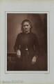 Clara Schumann, by Herbert Rose Barraud, published by  Richard Bentley & Son - NPG Ax5416
