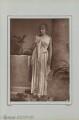 Marie Roze as Galatea, by Herbert Rose Barraud, published by  Richard Bentley & Son - NPG Ax5419