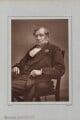 Sir Daniel Gooch, 1st Bt, by Herbert Rose Barraud, published by  Richard Bentley & Son - NPG Ax5429