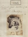 'Portrait post-mortem of the child of Mrs Pontifex', by Camille Silvy - NPG Ax59201