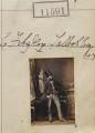 Edward Fitzroy Talbot, by Camille Silvy - NPG Ax61275