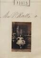 Polymnia Ralli (née Ralli), by Camille Silvy - NPG Ax61494