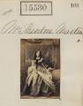 Helen Faucit (Helena (née Faucit Saville), Lady Martin), by Camille Silvy - NPG Ax63512