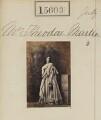 Helen Faucit (Helena (née Faucit Saville), Lady Martin) as Parthenia in 'Ingomar', by Camille Silvy - NPG Ax63535