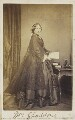 Catherine Gladstone (née Glynne), by William Walker & Sons - NPG Ax68081